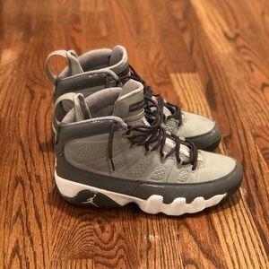 Jordan 9 Cool Grey